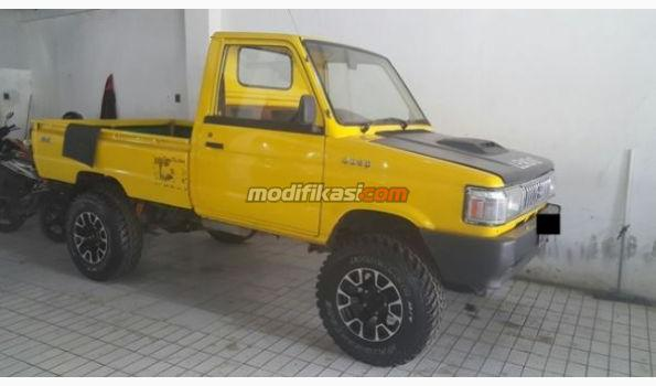 1990 Toyota Kijang Pick Up Thpick Up Istw Antic Siap Pakai