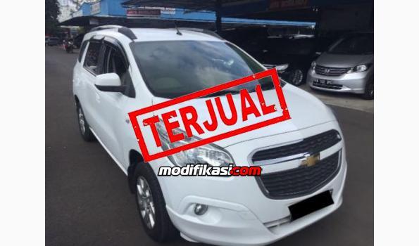2013 Chevrolet Spin Diesel Ltz Warna Putih