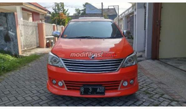 2012 Toyota Kijang Innova Full Modif