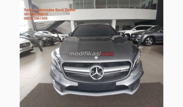 Mercedes Benz Dealership >> Promo Mercedes Benz Gla 45 Amg Sport Harga Terbaik Atpm Dealer