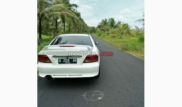 2000 Mitsubishi Galant Vr4