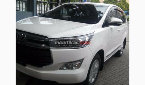 2018 Toyota Kijang Innova Diesel Lux Kredit Harga Cicilan