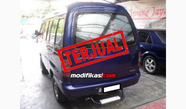 940 Modif Mobil Carry Futura HD