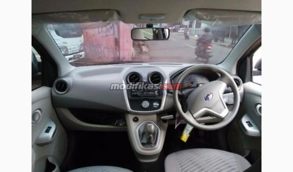 2015 Datsun Go Plus Jok 3baris Kredit Sangat Terjangkau
