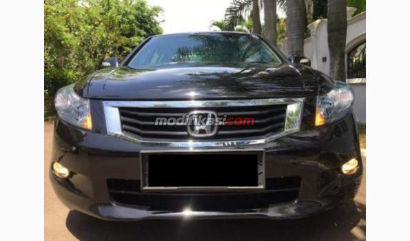2008 Honda Accord V6 >> 2008 Honda Accord 3 5 V6 Istimewa