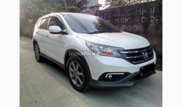 2013 Honda New Crv Prestige 24 L Tdp7 AT Putih Tangan 1