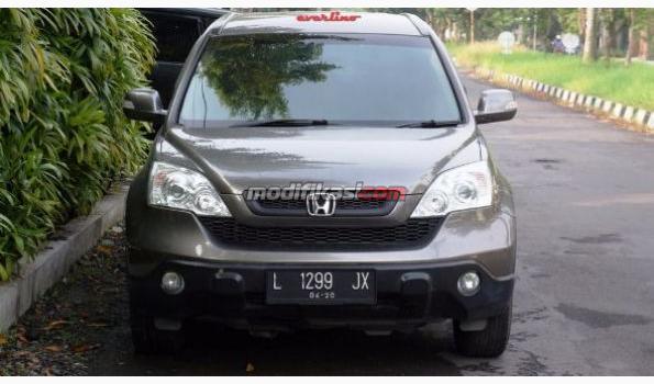 2008 Honda Crv 2.4 AT Coklat, Odometer=46.000km, Tapi Srs ...