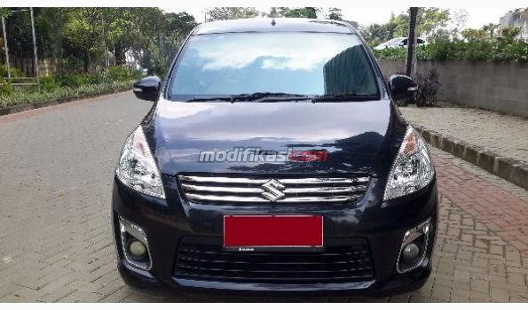 2013 Suzuki Ertiga 1.4 Gx MT Hitam Metalik
