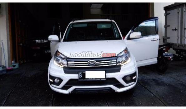 2015 Daihatsu Terios Facelift R Adventure Tdp35 Manual MT Tg