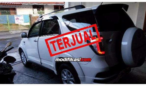 2015 Daihatsu Terios Facelift R Adventure Tdp35 Manual MT Tg