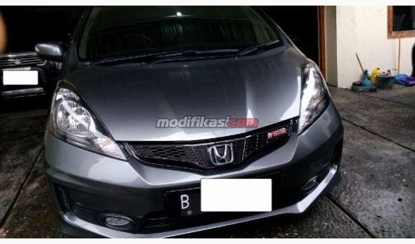 2013 Honda Jazz Rs Grey 2013 Tgan 1 Jok Kulit Tdp 40an