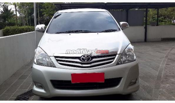 2009 Toyota Kijang Innova 2.0 G Manual 2009 Silver Metalik