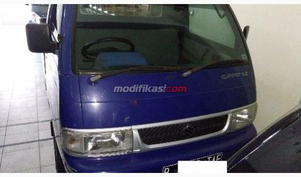 2012 Suzuki Futura Tdp 20jt Pick Up Manual MT Siap Kerja Gre