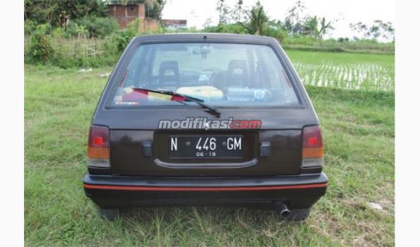1986 Daihatsu Caharade Turbo Retro