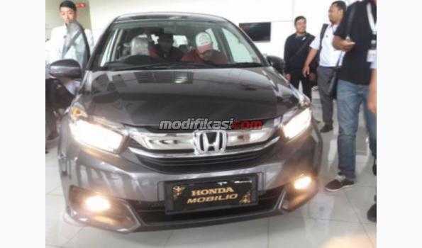 2017 Honda Mobilio Promo Harga Termurah