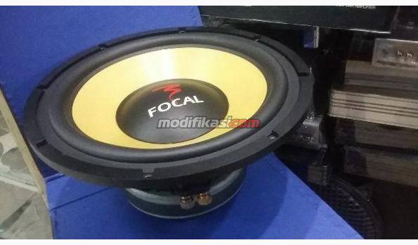 Subwoofer Focal 33 K 12inch High End Made In France