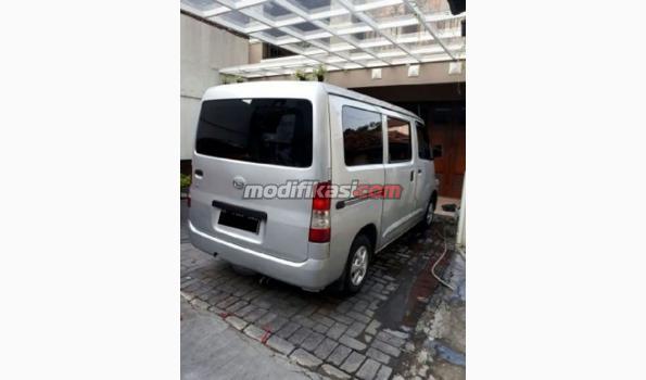 2010 daihatsu minibus gran max 1 3 silver met mulus klg