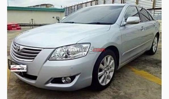 2008 toyota camry v 2008 2009 matic silver terawat handy auto. Black Bedroom Furniture Sets. Home Design Ideas