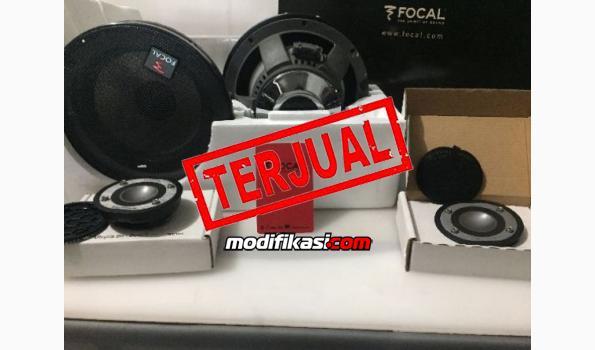 speaker focal beryllium