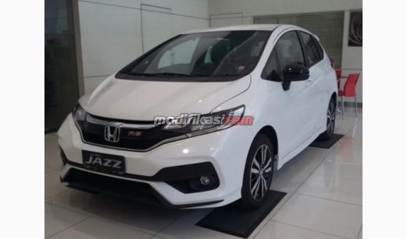 2018 Honda Jazz Rs Facelift New Murah Ada Promo Dp Minim