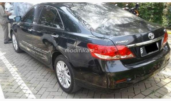 2008 toyota camry hitam 142jt. Black Bedroom Furniture Sets. Home Design Ideas