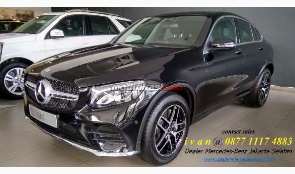 2017 Mercedes Benz Glc 300 Coupe Amg Line