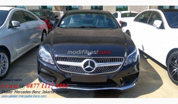 2017 mercedes benz cls 400 dynamic amg ready stock promo for Mercedes benz service a coupons 2017