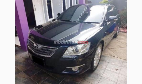 2008 toyota camry km 90rb hitam tdp5. Black Bedroom Furniture Sets. Home Design Ideas