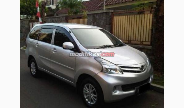 470+ Gambar Modifikasi Mobil Xenia Silver Gratis