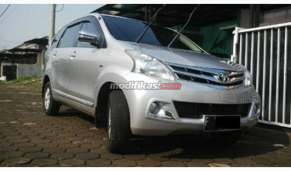 630+ Modifikasi Mobil Avanza Warna Silver Terbaik