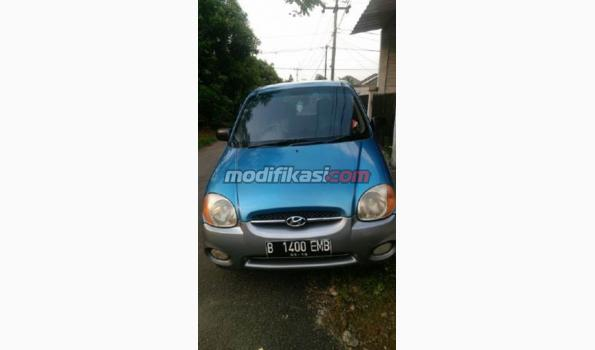 2004 Hyundai Atoz Gls Orisinil Luar Dlm Kaki2 Lembut