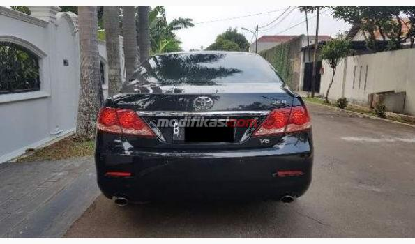 2008 toyota camry at hitam tdp18jt. Black Bedroom Furniture Sets. Home Design Ideas