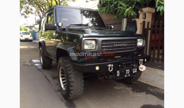 1991 Daihatsu Taft Gt 4x4 Winch Pto