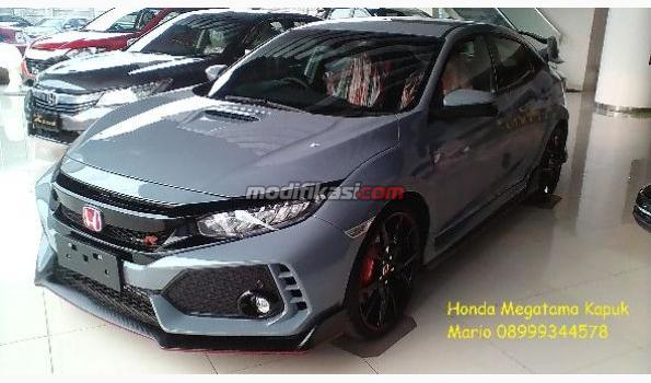 2017 Honda Civic Type R The Only One Ready In Indonesia