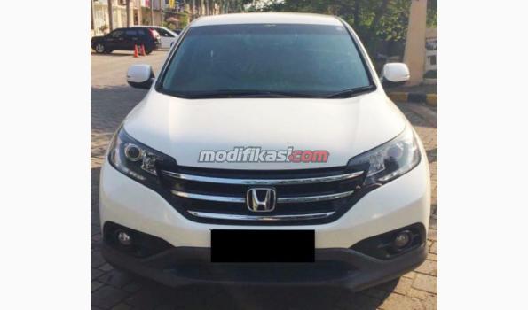 2014 Honda Crv 24 Putih Tangan Pertama