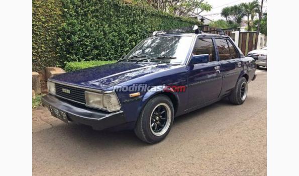 1983 Toyota Corolla Dx Original Restorasi