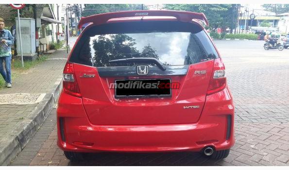 2012 Honda All New Jazz Rs AT 2012 Merah