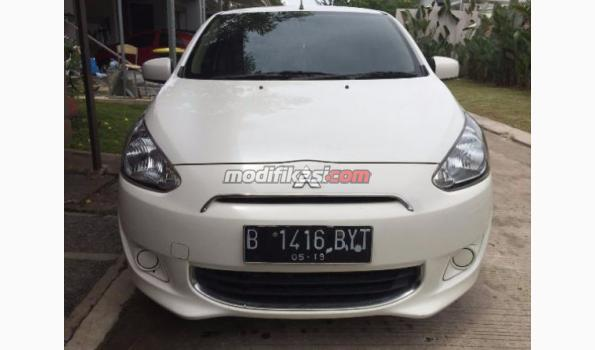 2013 Mitsubishi Mirage Gls A T Low Millage