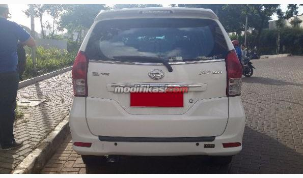 2015 Daihatsu All New Xenia 1.3 R MT Putih