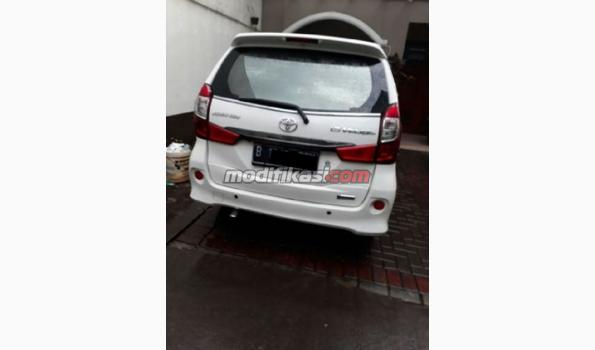2016 Toyota Avanza Veloz 1.5 Matic Putih Ori Asuransi All Risk