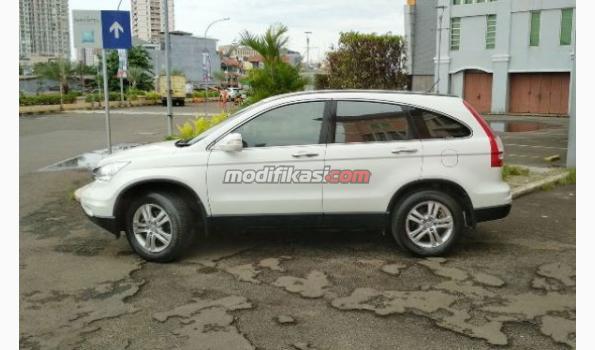 2010 Honda Crv 24l Putih Langka