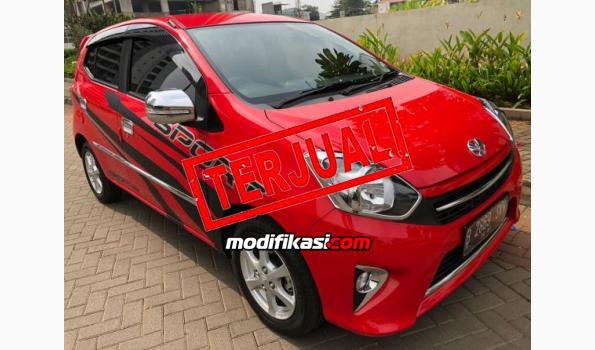 880 Koleksi Gambar Modifikasi Mobil Agya Merah Gratis