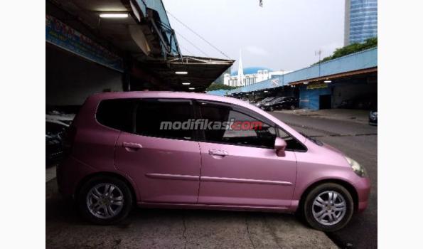 2005 Honda Jazz Idsi Automatic Pink Cocok Untuk Cewe
