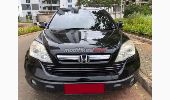 2009 Honda All New Crv 2.4 AT Hitam