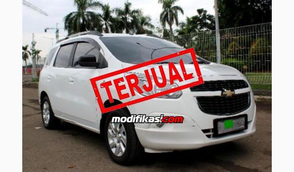 2013 Chevrolet Spin Pajak Sudah Panjang Dp Hanya 18jtan Murah