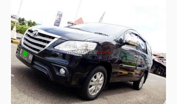 2013 Toyota Kijang Innova G ( Grill Besar ) Mobil Terawat