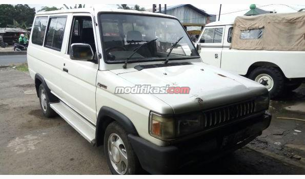 1988 Toyota Kijang Super G Dbl Blower Astra Murah Long ...