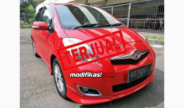 2010 Toyota Yaris S Limited Type Tertinggi Matic Atas Nama ...