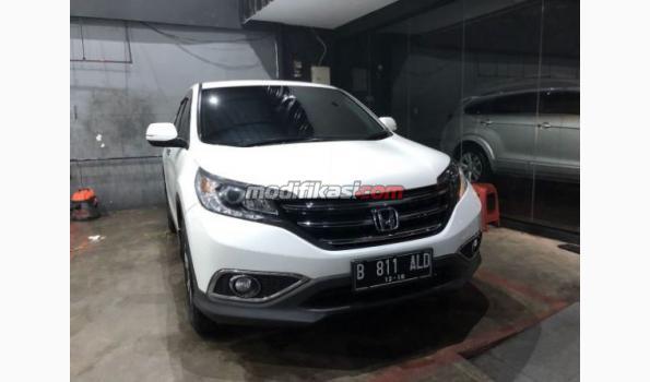 2013 Honda Crv Prestige Gen 4 Putih Mulus