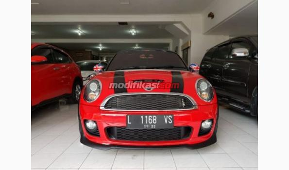 2012 Mini Cooper S Coupe R58 Red On Black